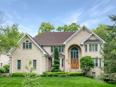 West Dundee Single Family Home For Sale: 1205 Chadwick Lane