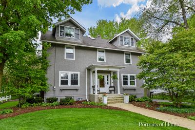 Kane County Single Family Home New: 418 Elm Street