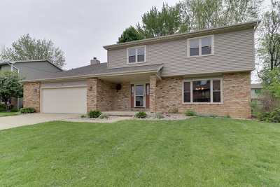 Bloomington IL Single Family Home New: $195,000