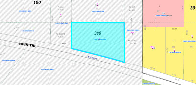 Frankfort Residential Lots & Land For Sale: 00 West Sauk Trail