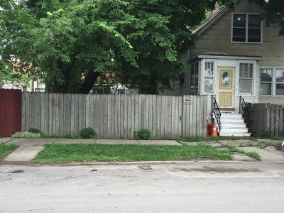 Chicago Residential Lots & Land For Sale: 2222 West Oakdale Avenue