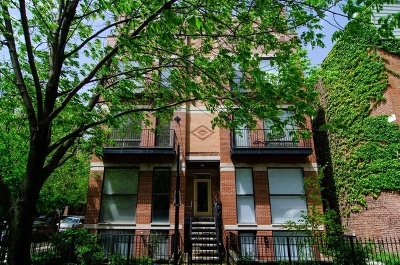 Condo/Townhouse New: 900 North Wood Street #2S
