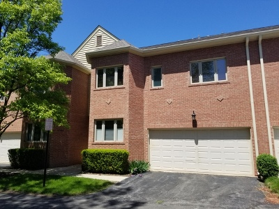 Glenview Condo/Townhouse New: 1740 Melise Drive