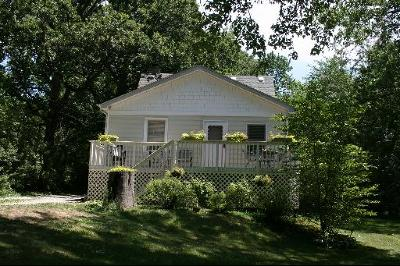 Frankfort Single Family Home New: 21233 South Hillside Road