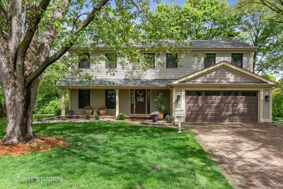 Naperville Single Family Home New: 1513 Maple Hills Court