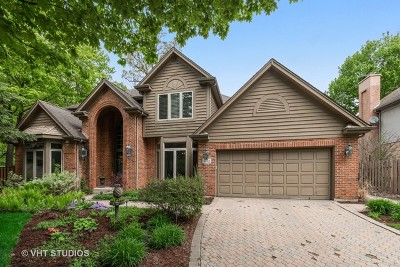 Glenview Single Family Home New: 3860 Timbers Edge Lane
