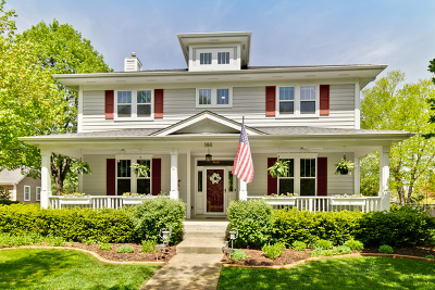 Vernon Hills Single Family Home For Sale: 144 Ranney Avenue