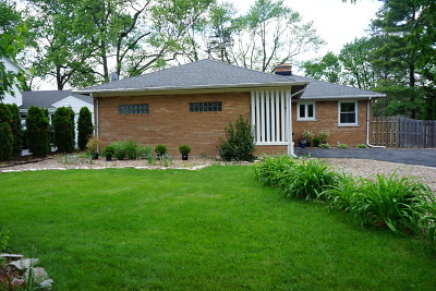 Western Springs Single Family Home For Sale: 5332 Wolf Road