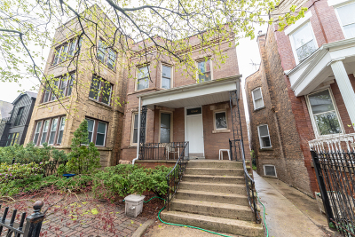 Chicago Multi Family Home New: 5542 North Paulina Street