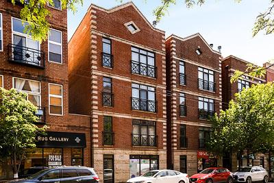 Condo/Townhouse Price Change: 2043 West Belmont Avenue #4