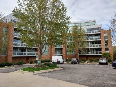 Condo/Townhouse New: 1228 Emerson Street #301