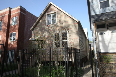 Single Family Home For Sale: 1653 North Albany Avenue