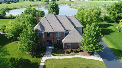 St. Charles Single Family Home New: 562 North Meadow View Drive