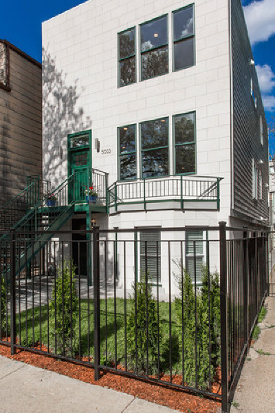 Ravenswood Single Family Home New: 5003 North Western Avenue