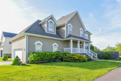 Aurora Single Family Home New: 3118 Grayhawk Court