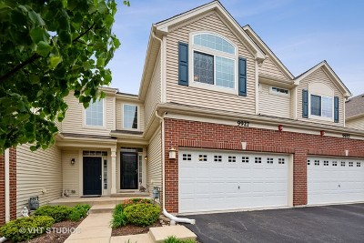 Huntley Condo/Townhouse New: 9927 Williams Drive
