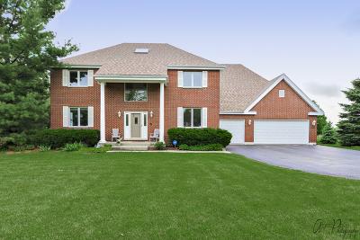 Spring Grove Single Family Home For Sale: 3319 Ridge Road