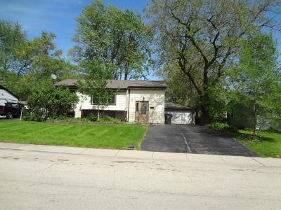 Carpentersville Single Family Home For Sale: 147 Pecos Circle