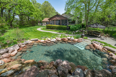 Cary Single Family Home For Sale: 2420 Three Oaks Road