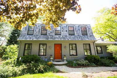 Kane County Single Family Home New: 595 North Van Nortwick Avenue