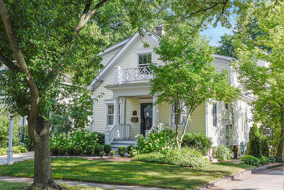 Winnetka Single Family Home For Sale: 942 Spruce Street