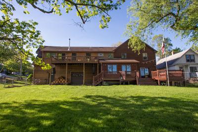 Island Lake Single Family Home For Sale: 108 Janet Drive
