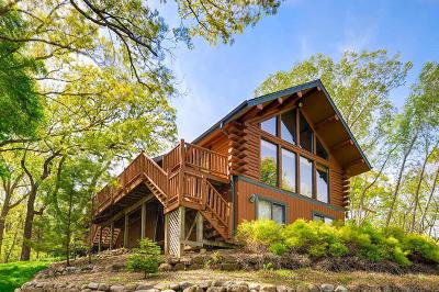 Algonquin Single Family Home Price Change: 5120 Pleasant View Drive