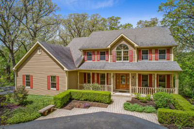 St. Charles Single Family Home New: 5n268 Foxmoor Drive