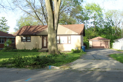 Hinsdale Single Family Home New: 927 South Stough Street