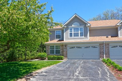 Vernon Hills Condo/Townhouse For Sale: 357 Bloomfield Court