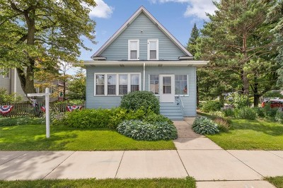 La Grange Park Single Family Home Price Change: 342 North Lagrange Road