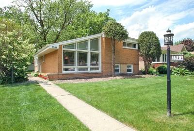 Evanston Single Family Home New: 8944 Lincolnwood Drive
