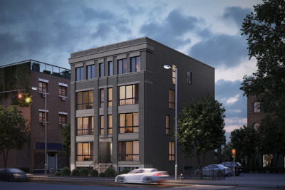 Condo/Townhouse New: 1632 North Orchard Street #301