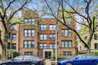 Chicago Condo/Townhouse New: 910 West Ainslie Street #3W