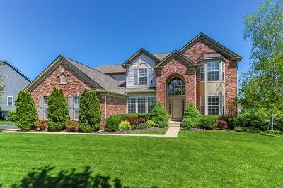 Algonquin Single Family Home For Sale: 561 Saratoga Circle