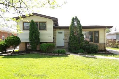 Lansing Single Family Home New: 17522 Bernadine Street