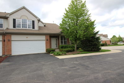 Lake Zurich Condo/Townhouse New: 802 Spencer Lane