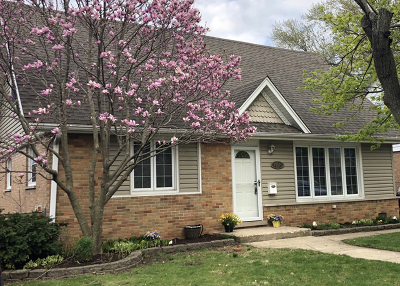 Crestwood Single Family Home Price Change: 13123 West Playfield Drive