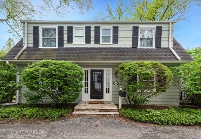 Winnetka Single Family Home New: 1423 Tower Road