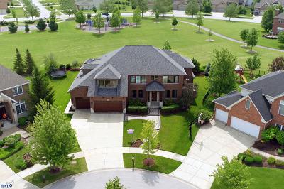 Ashwood Creek Single Family Home For Sale: 4304 Pagoda Court