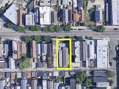 Chicago Residential Lots & Land For Sale: 2617 West Armitage Avenue