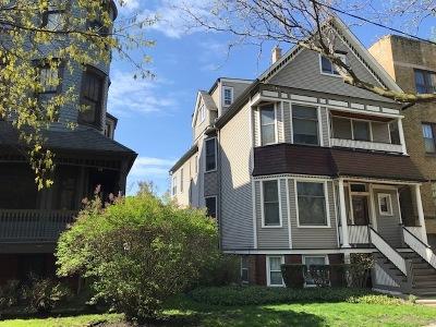 Chicago Multi Family Home New: 1917 West Berteau Avenue