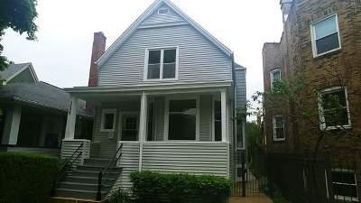 Multi Family Home New: 3805 North Drake Avenue