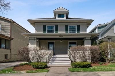 Oak Park Single Family Home For Sale: 1130 Paulina Street