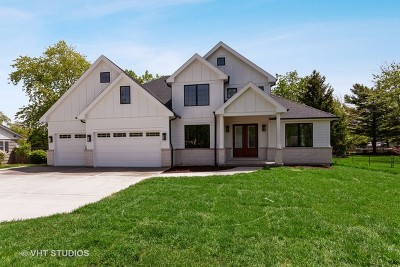 La Grange Highlands Single Family Home New: 5269 Willow Springs Road