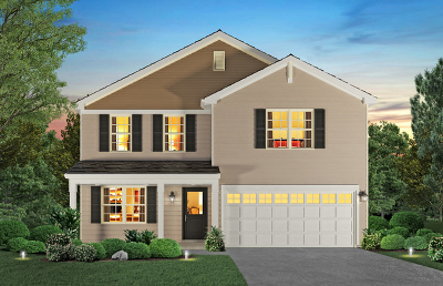 Plainfield Single Family Home New: 25443 West Ryan Lane