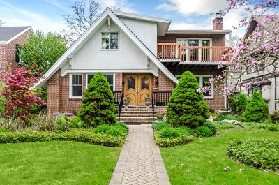 Single Family Home New: 718 Greenleaf Avenue