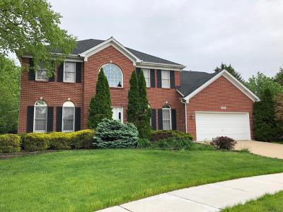 Aurora Single Family Home New: 2350 Wyndham Court