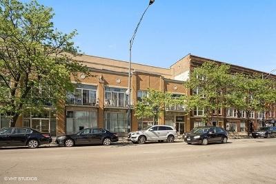 Condo/Townhouse For Sale: 1616 West Montrose Avenue #3J