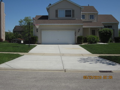 Carol Stream Single Family Home For Sale: 664 Willow Drive